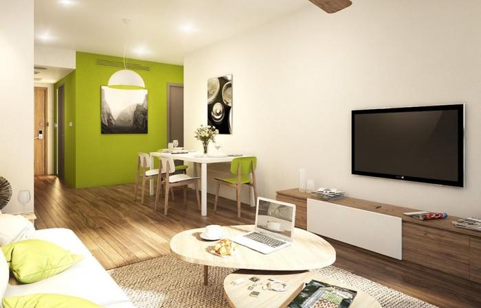 Căn hộ Ariyana Smart Condotel Nha Trang, 1.5 tỷ, Full nội thất, seaview