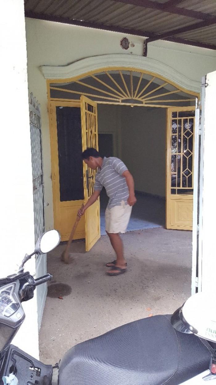 Bán nhà cấp 4 đường Lê Thị Riêng , Phường Thới An, quận 12, Hướng Tây Bắc