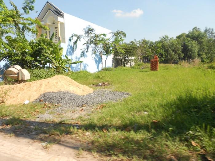 Bán đất thổ cư Quận 12, gần trường học cấp 2, diện tích 70m2, đường 12m