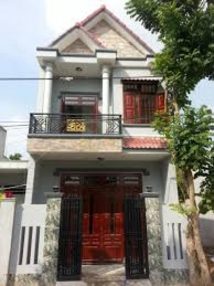 Bán nhà SHR đường VTH,huyện Hóc Môn.DT:5x19 giá 2 tỷ 300 triệu.