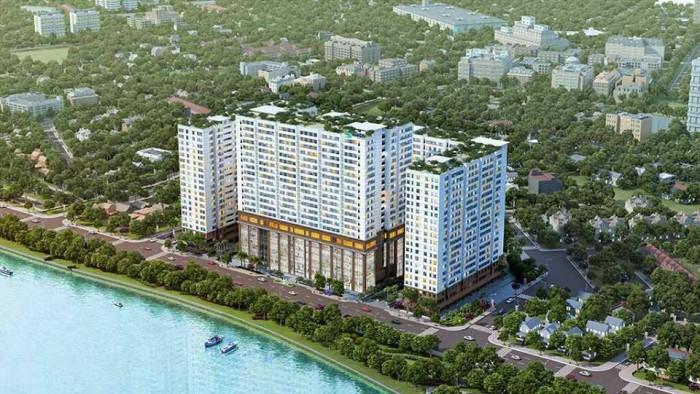 Dễ dàng sở hữu căn hộ cao cấp chỉ với 850 triệu