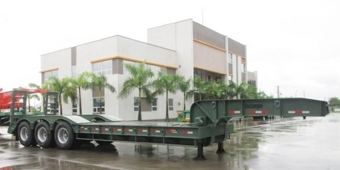 Nhà Phân Phối Rơ Mooc Doosung Miền Nam – Bán Rơ mooc Phooc Lùn 39.5 tấn, Giá tốt 1