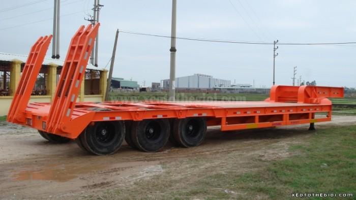 Nhà Phân Phối Rơ Mooc Doosung Miền Nam – Bán Rơ mooc Phooc Lùn 39.5 tấn, Giá tốt 2