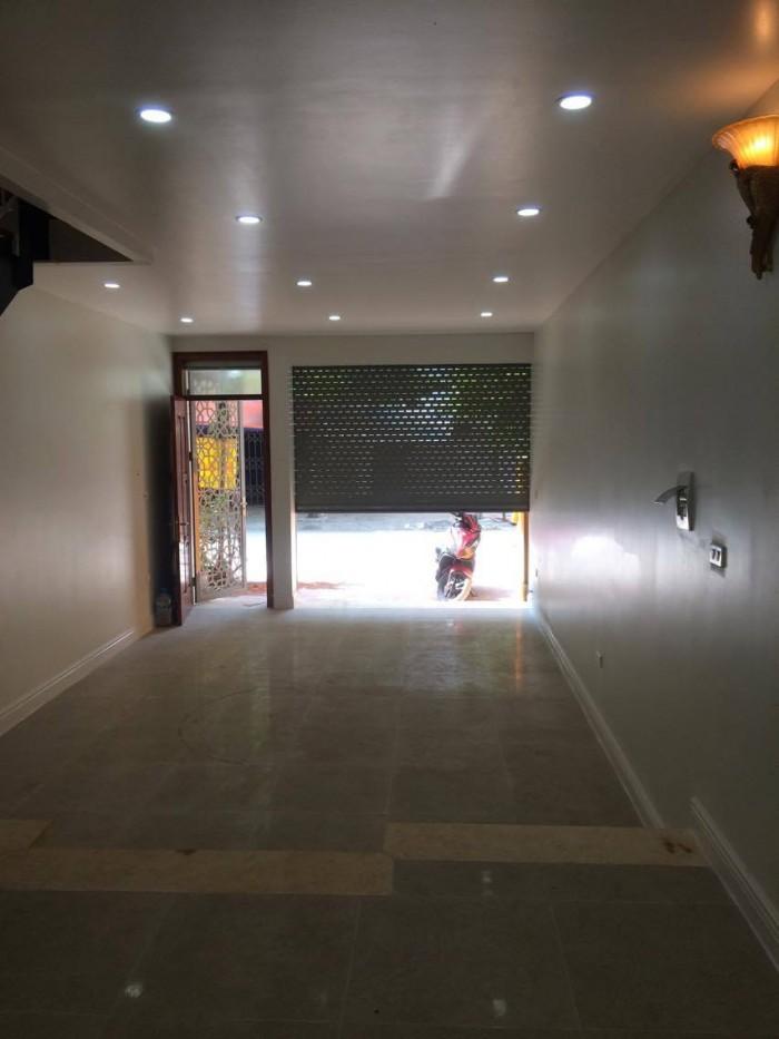 Bán nhà mới cạnh chợ Ngọc Trục (oto vào nhà) 36m 4 tầng
