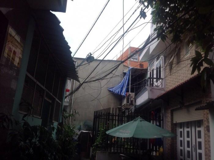 Bán nhà đường Lê Đức Thọ, phường 6, quận Gò Vấp, 2 lầu, Hướng Đông Bắc