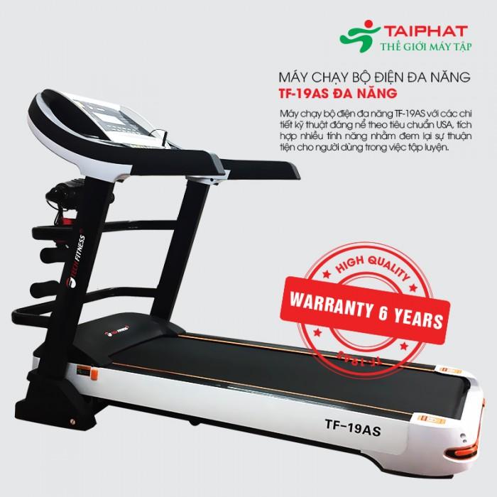 Máy Chạy Bộ Điện Đa Năng Tech Fitness Tf-19As Tại Quy Nhơn-Bình Định1