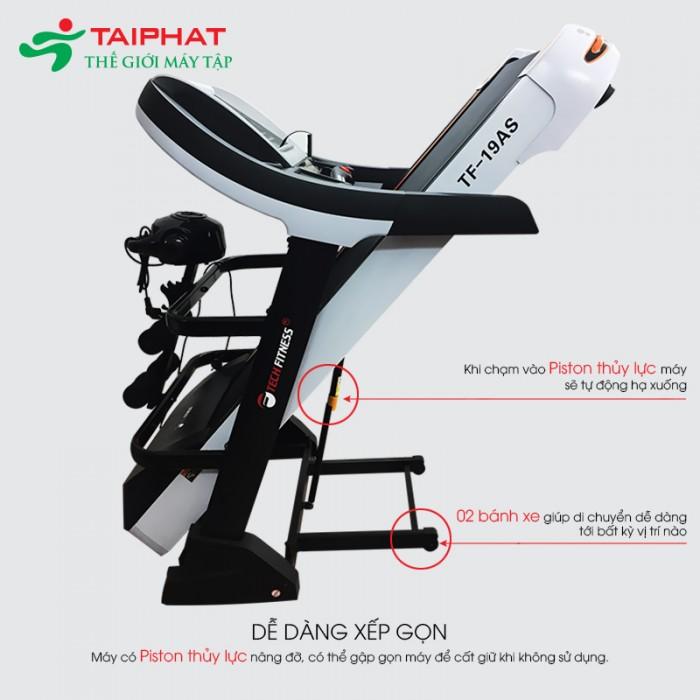 Máy Chạy Bộ Điện Đa Năng Tech Fitness Tf-19As Tại Quy Nhơn-Bình Định2