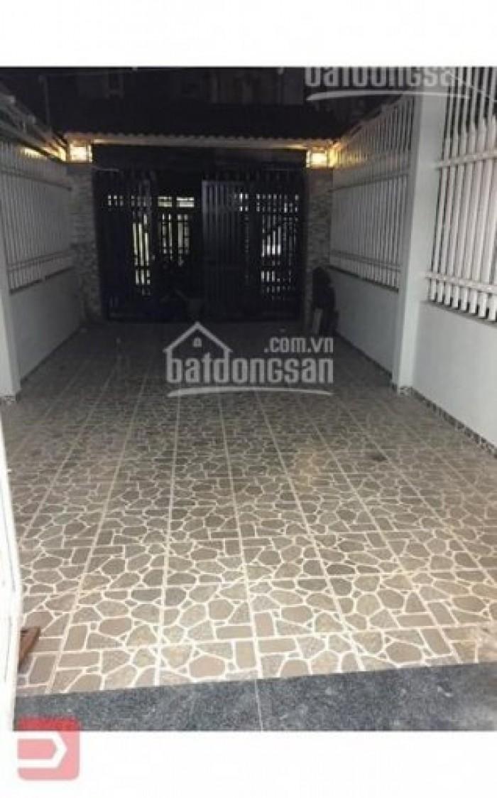 Bán nhà riêng DT 4,35 x 20m, Đào Tông Nguyên, thị trấn Nhà Bè, giá 2.45 tỷ
