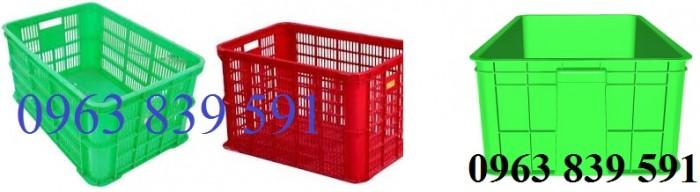 Rổ nhựa giá rẻ3