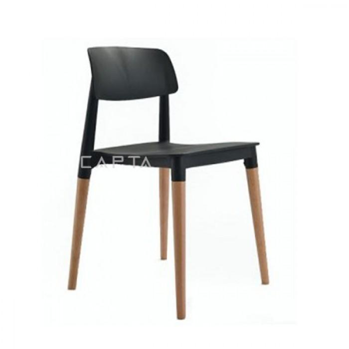 Filly Chair |Ghế phòng ăn đẹp màu trắng tại HCM |Nội Thất Capta