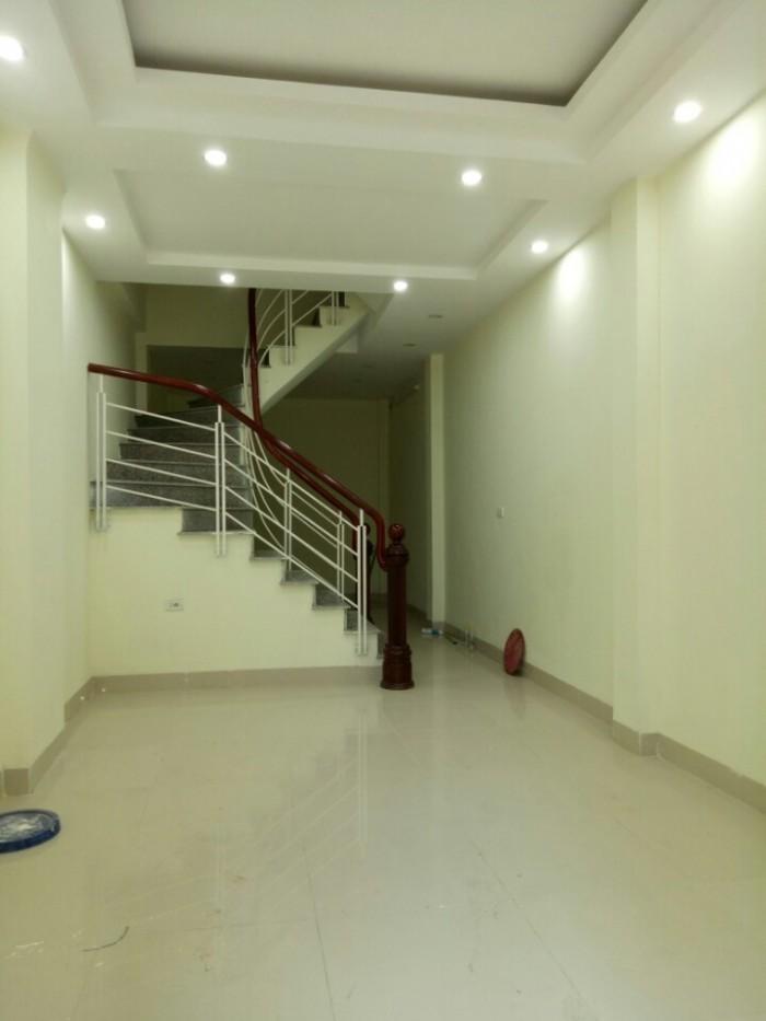 Bán nhà CC 35.4m2* 5 tầng, Hà Trì- P. Hà Cầu, cuối đường Bà Triệu, giá 1.8 tỷ
