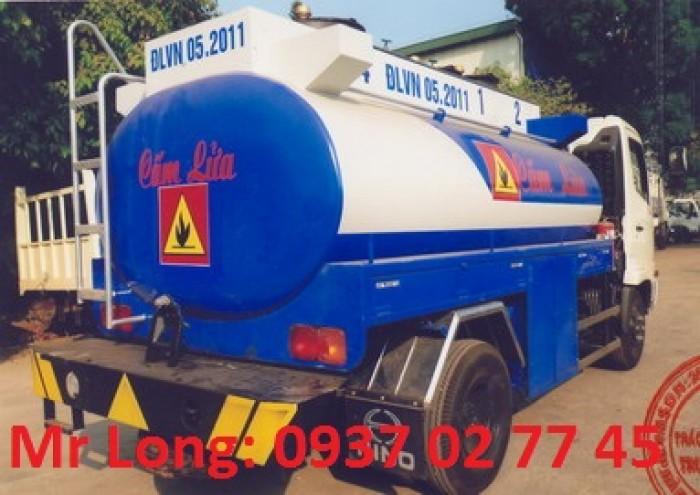 Xe bồn Hino 7 khối,  Hino FC bồn chở xăng dầu 7 khối, xe Hino FC9JESW chở xăng dầu, xe HINO 6 tấn đóng bồn chở xăng dầu , xe Hino 6t2 chở xăng dầu bồn 7 khối 1
