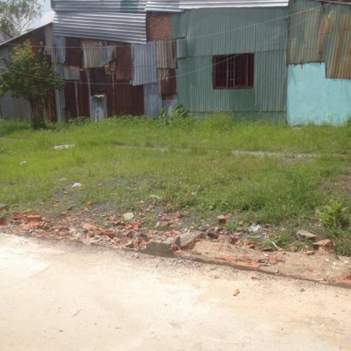 BC1305_Cần bán đất vườn MT đường Vườn Thơm xã Bình Lợi