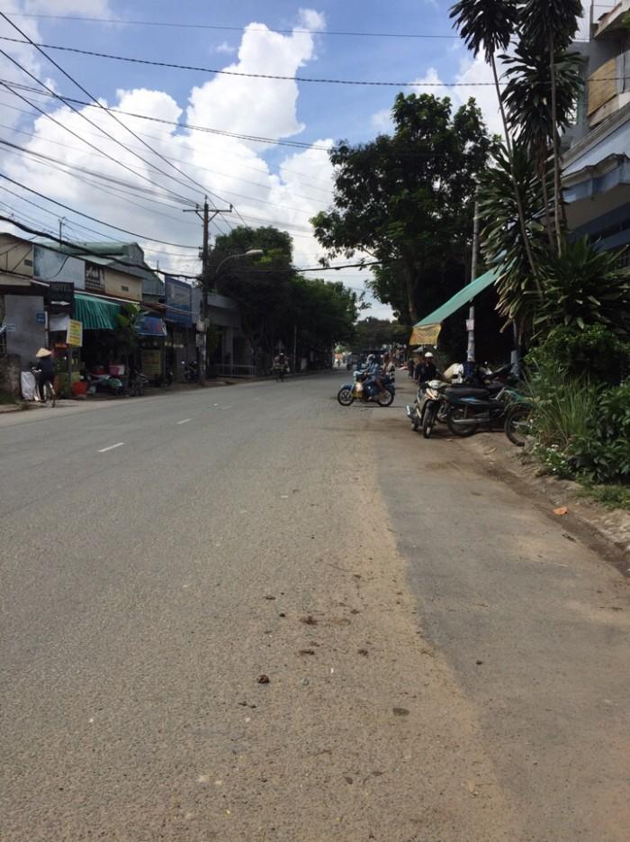 Bán nhà mặt tiền đường Trần Thị Cờ , Phường Thới An, Quận 12, Hướng Đông