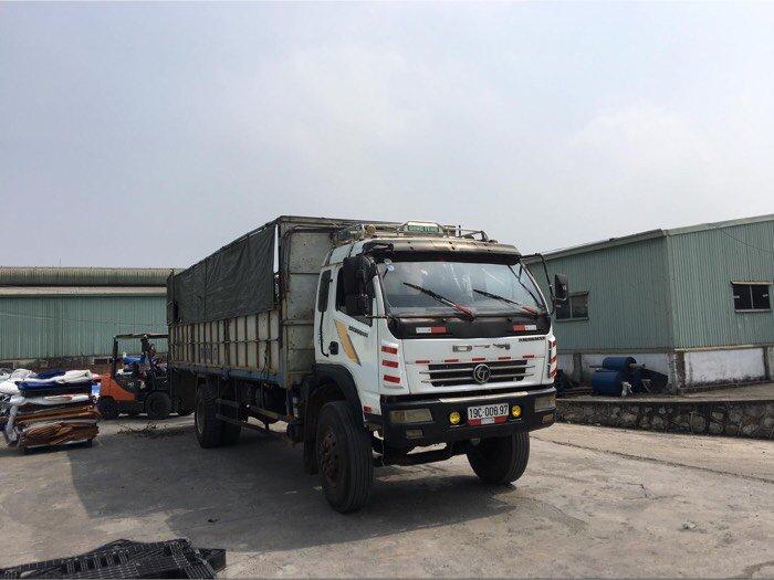 bán xe tải thùng 7 tấn đời 2011 giá cực rẻ 2