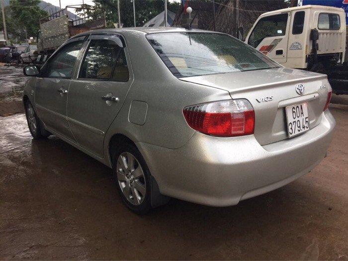 Toyota vios G 2007 xịn 1