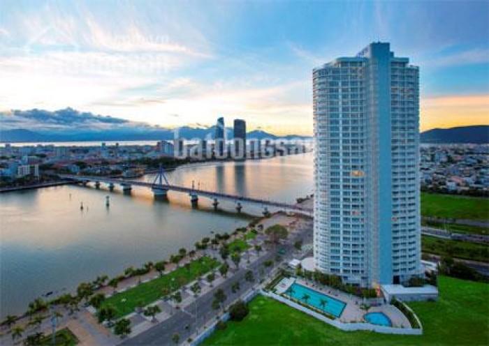 Bán căn hộ Azura 2 PN, View sông Hàn, có HĐ thuê dài hạn, giá 3,8 tỷ