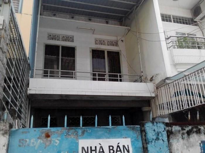 Bán 2 nhà hẻm 4m Nguyễn Cảnh Chân Q1 3mx11m 2 lầu&3,5mx11m 2 lầu 3,2 tỷ