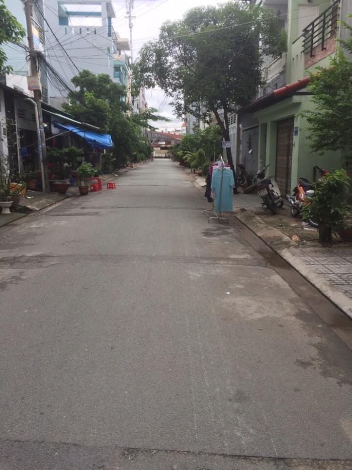 Bán đất thổ cư hẻm 156 đường số 28, Phường 6 , quận Gò Vấp, 4 x 16 m, hướng Đông Bắc