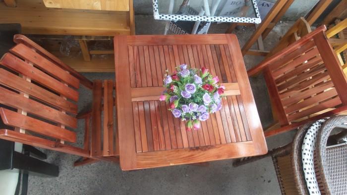 Bàn ghế xếp,cafe quán ăn.