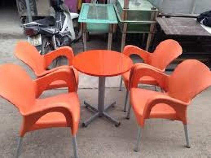 Chuyên sản xuất bàn ghế cafe sân vườn giá rẻ nhất0