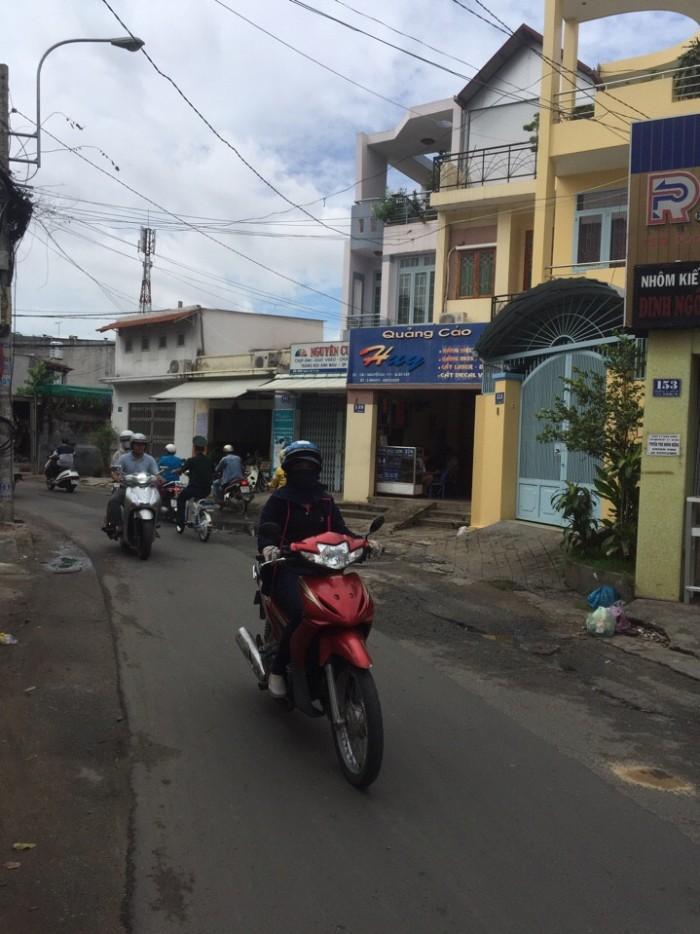 Bán nhà mặt tiền đường Nguyễn Du , Phường 7, quận Gò Vấp