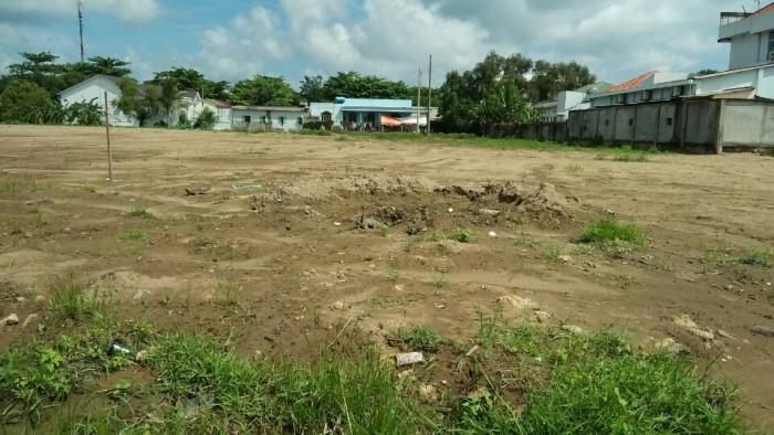 Đất xây trọ 104-215m2 cam kết thuê lại khi xây xong. tại Đường Bùi văn ngọ. TT Đức Hòa. Long AN