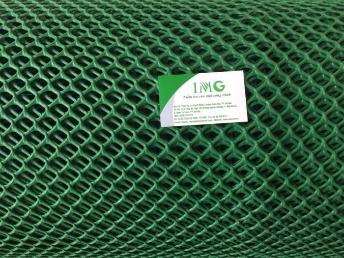 Cung cấp lưới nhựa cứng quây gà vịt , lót sàn cho gia súc vât nuôi trong3