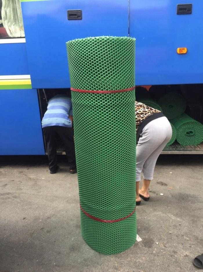 Cung cấp lưới nhựa cứng quây gà vịt , lót sàn cho gia súc vât nuôi trong4