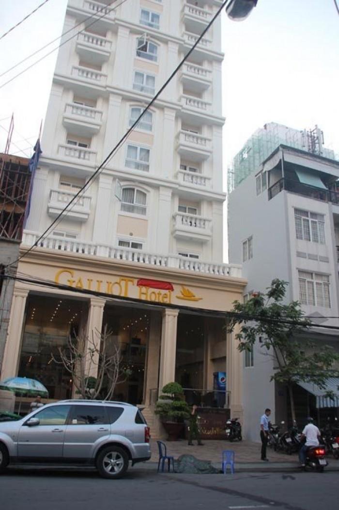 Nhà Góc 2 MT Nguyễn Thiện Thuật DT 250m2
