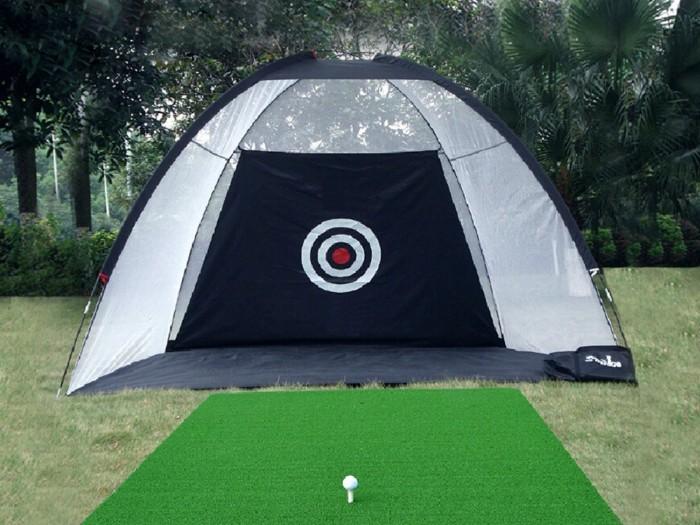 Khung lều tập golf, khung golf di động1