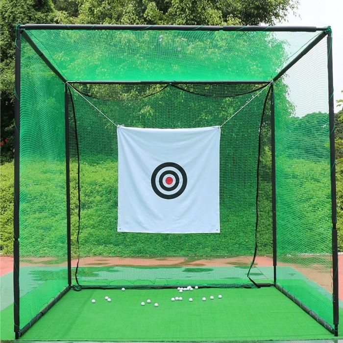 Khung lều tập golf, khung golf di động0