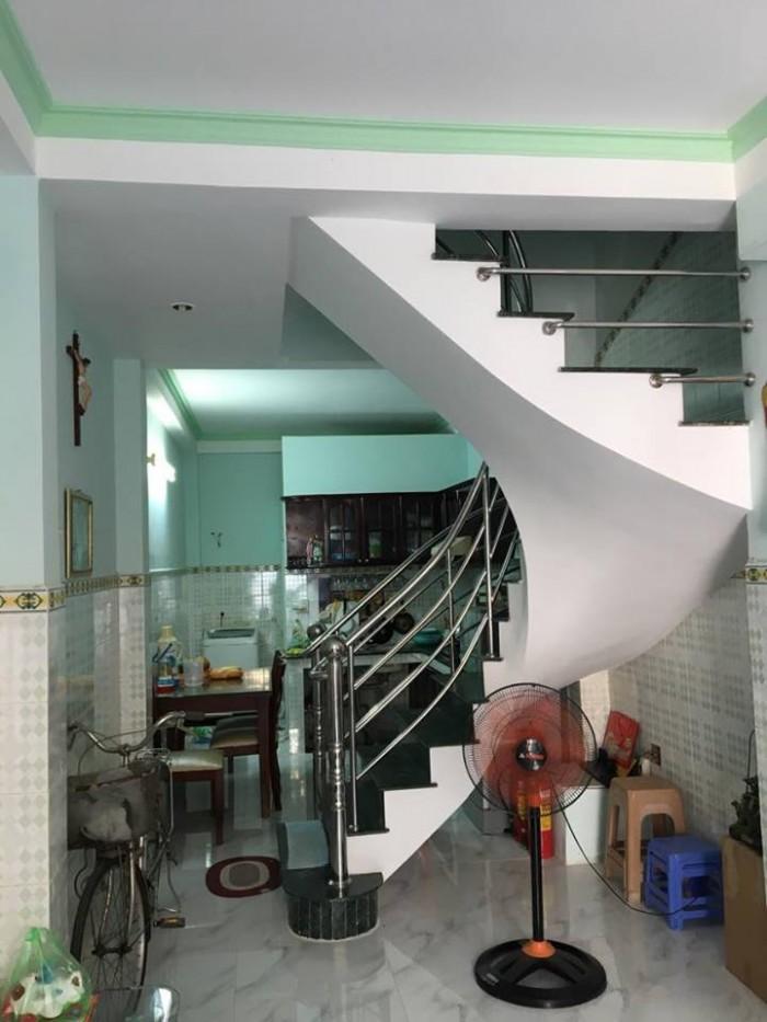 Nhà mới hẻm 4m Nguyễn Trãi Q1 2 lầu Giá 5.1 tỷ