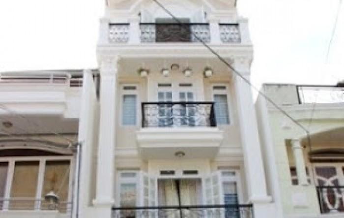Bán nhà Võ Văn Kiệt, Quận 1, 100tr/m2, giá 3.1 tỷ