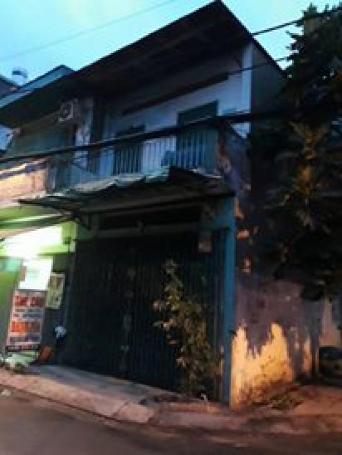 Bán nhà 2.73 tỷ, 4x8m, Hẻm 8m Vườn Lài, P.Phú Thọ Hòa, Q.Tân Phú