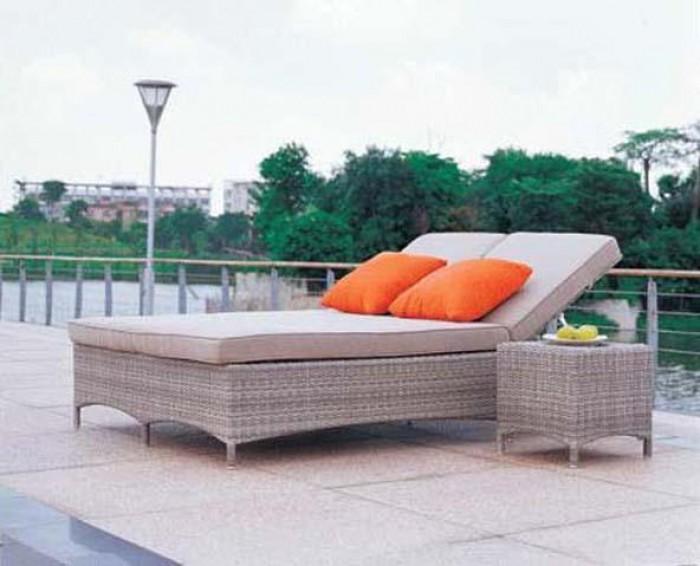 Chuyên  sỉ và lẻ giường tấm nắng và bàn ghế ngoài trời các loại chuẩn xuất khẩu 100%1