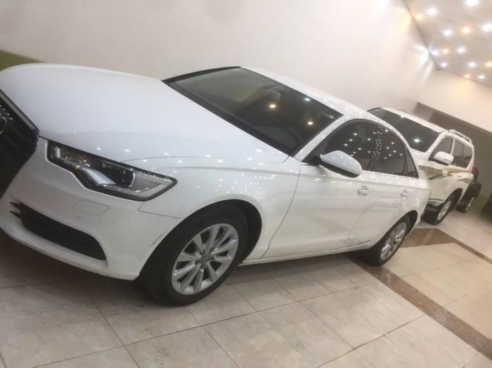 Audi A6 2.0TFSI sản xuất và đăng ký 12/2014 một chủ từ đầu 0