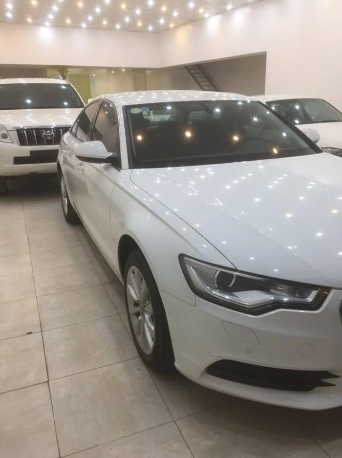 Audi A6 2.0TFSI sản xuất và đăng ký 12/2014 một chủ từ đầu 2