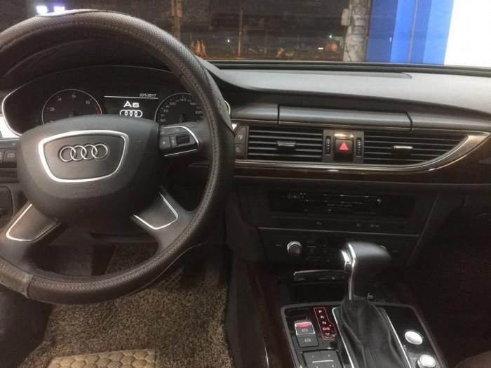 Audi A6 2.0TFSI sản xuất và đăng ký 12/2014 một chủ từ đầu 4