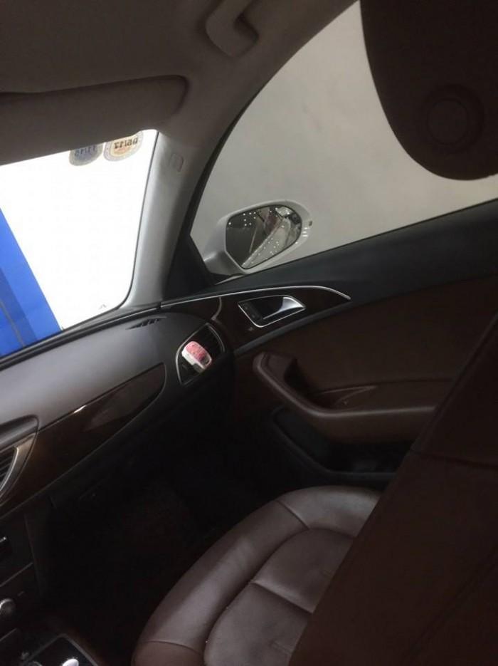 Audi A6 2.0TFSI sản xuất và đăng ký 12/2014 một chủ từ đầu 8