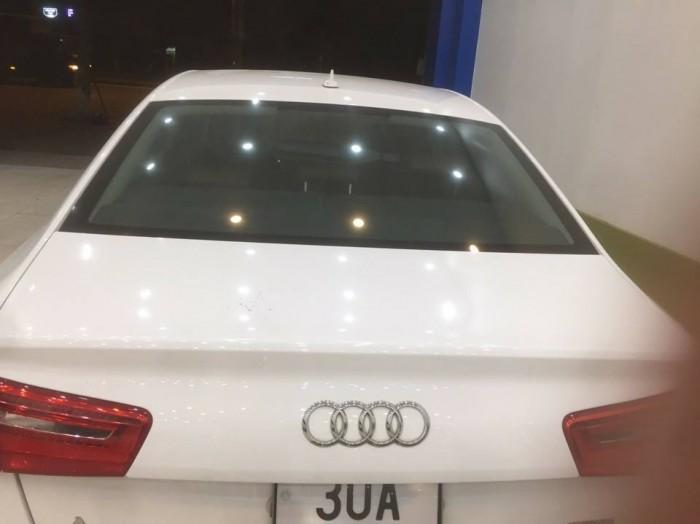 Audi A6 2.0TFSI sản xuất và đăng ký 12/2014 một chủ từ đầu 9