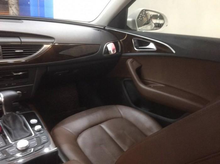 Audi A6 2.0TFSI sản xuất và đăng ký 12/2014 một chủ từ đầu 10