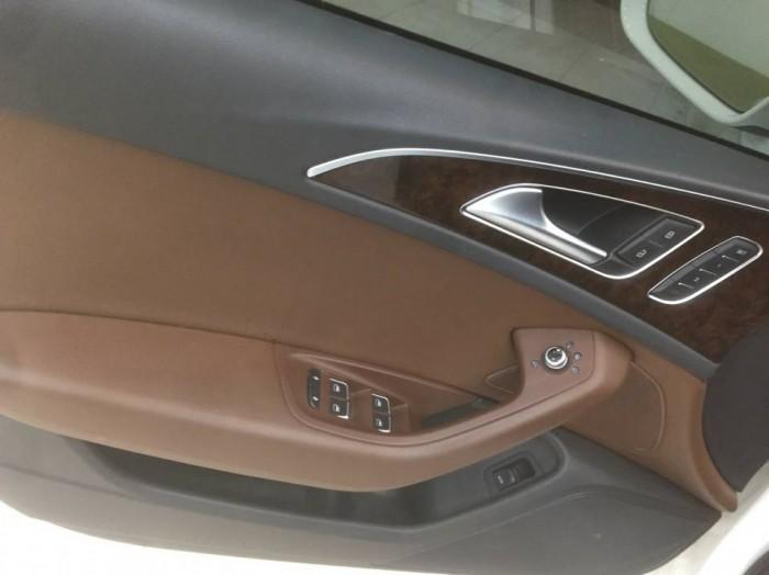 Audi A6 2.0TFSI sản xuất và đăng ký 12/2014 một chủ từ đầu 11