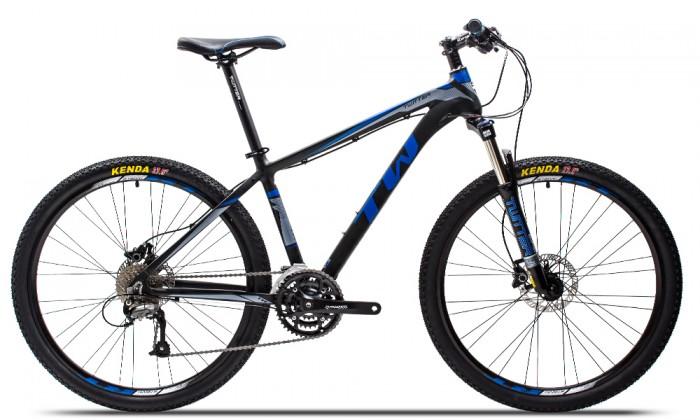 Xe đạp Twitter TW3900XC 2016, mới 100%, miễn phí giao hàng, màu Đen xanh trời