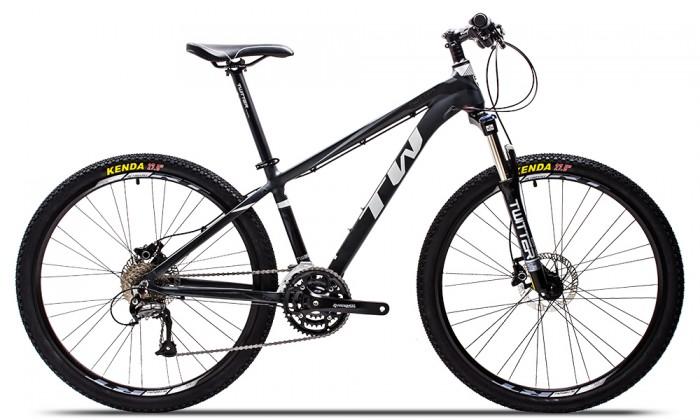 Xe đạp Twitter TW3900XC 2016, mới 100%, miễn phí giao hàng, màu Đen xám
