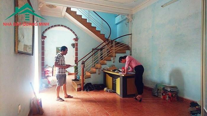 Bán nhà 2,5 tầng số 8/319 Lán Bè, Lê Chân