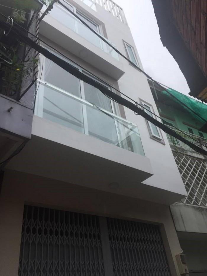 Bán nhà Lê Thị Bạch Cát Q.11 2 Lầu ST Giá 2.7 tỷ