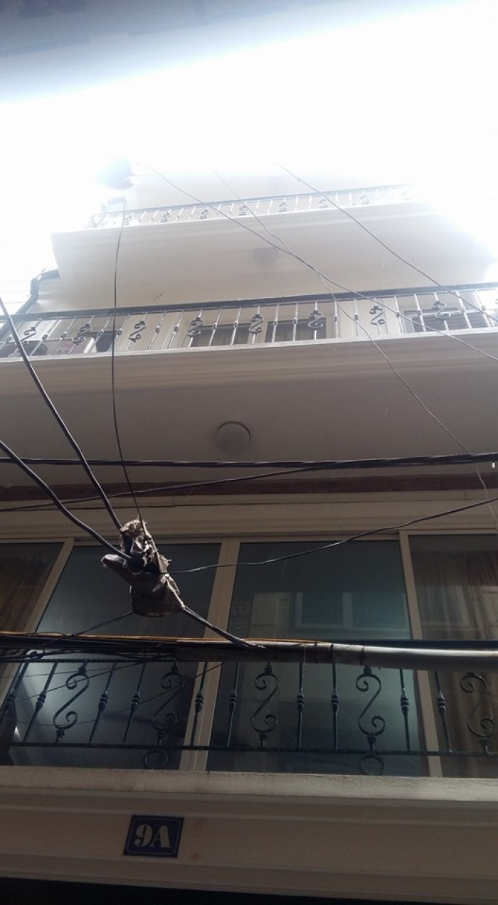 Bán gấp nhà phố Giảng Võ – Ba Đình, 36m x 5 tầng, 4.7 t