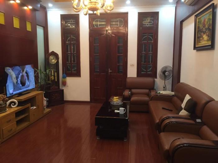 Chính chủ bán nhà Khương Trung 48m2, 4 tầng giá chỉ 4.8 tỷ !