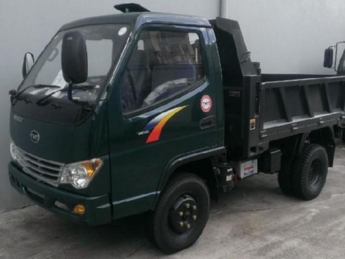 Bán xe Ben 2.4 tấn Cửu Long TMT tại quãng nam , giá xe ben 2.4 tấn tại quãng nam 0905626783